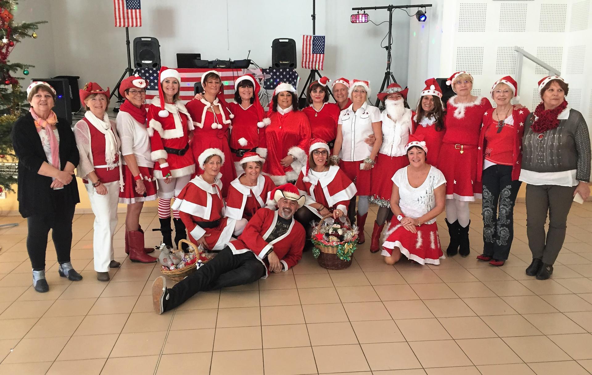 LDS Fête Noël 2016